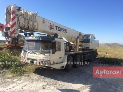 Спецтехника автокран Terex QZC 5430 2006 года за 51 000 000 тг. в городе Талды-Курган