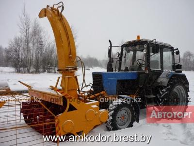 Спецтехника снегоуборщик Амкодор ОФР-200.1 2017 года за 3 209 000 тг. в городе Минск