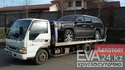 www.eva24.kz Услуги эвакуатора в... в городе Алматы