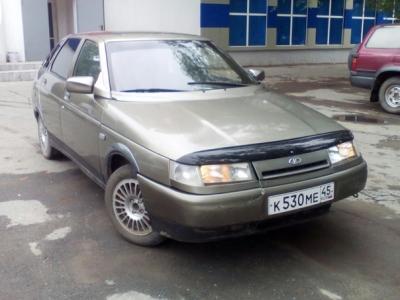 Автомобиль ВАЗ 2112 2001 года за 420000 тг. в Костанае