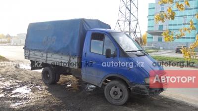 Спецтехника ГАЗ 3302 в Барнаул
