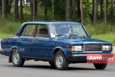 Автомобиль ВАЗ 2107 2011 года за 1350000 тг. в Аксай