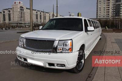 Лимузин Cadillac Escalade для... в городе Астана