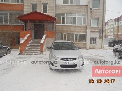 Автомобиль Hyundai Accent 2012 года за 3100000 тг. в Астане