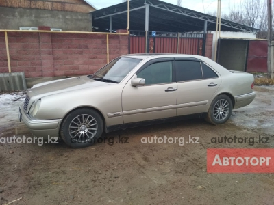Автомобиль Mercedes-Benz E 320 1999 года за 1900000 тг. в Георгиевке