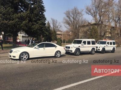 Прокат лимузинов. -HUMMER H2,-MERCEDES... в городе Алматы