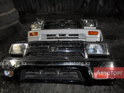 Бампер на Toyota Hilux SURf 185 в городе Алматы