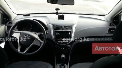 Автомобиль Hyundai Accent 2015 года за 3400000 тг. в Караганде