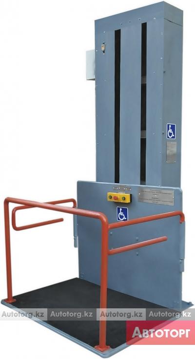 Подъемник для инвалидов, вертикальная... в городе Алматы (Алма-Ата)