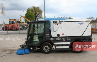Спецтехника другой Schmitz Schmidt Swingo Compact 200 2004 года за 5 930 000 тг. в городе Актобе