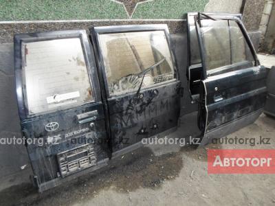 Дверь боковая на Toyota Land Cruiser Prado в городе Алматы