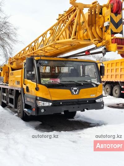 Спецтехника автокран XCMG QY25K-II 2015 года в городе Астана