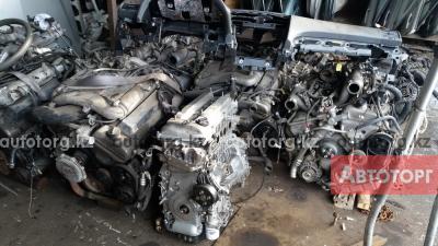 Двигатель v-2,5 на Toyota Сamry 40. в городе Алматы
