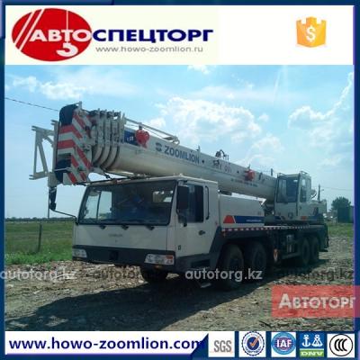 Спецтехника автокран Zoomlion QY50V 2014 года за 105 000 000 тг. в городе Самара