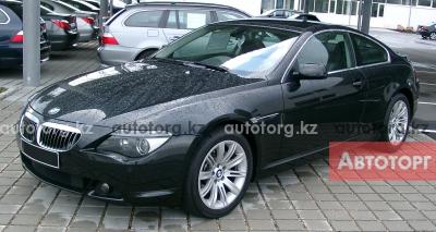 Автомобиль BMW 630 2005 года за 4300000 тг. в Караганде