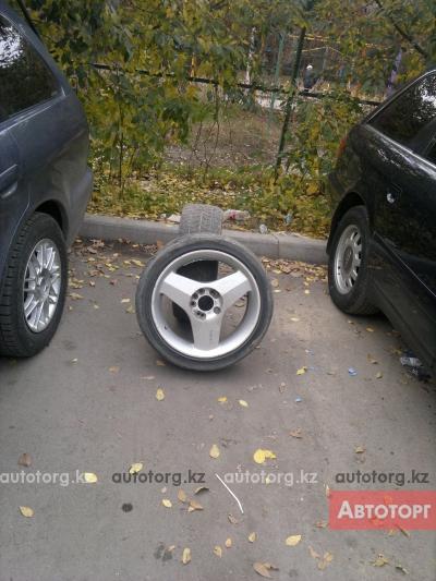Продам комплект дисков R17... в городе Алматы