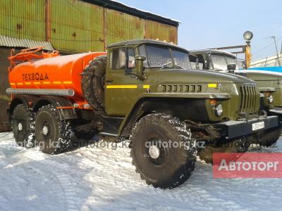 Спецтехника Урал 43200 в Миасс