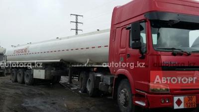 Продажа бензовоз Sinotruk 2008 года за 21 000 000 тг. в городе Темиртау