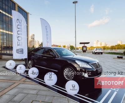 Автомобиль Hyundai Equus 2016 года за 15454800 тг. в Екатеринбург