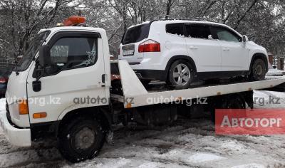 Услуги эвакуатора круглосуточно без... в городе Актобе