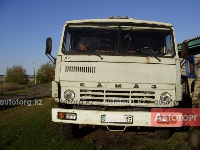 Спецтехника КамАЗ 53213 в Мамлютка