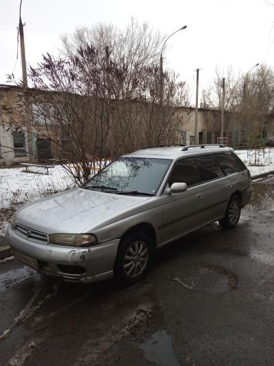 Автомобиль Subaru Legacy 1996 года за 950000 тг. в Усть-Каменогорске