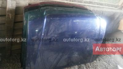 Капот на Toyota Land Cruiser Prado 95 в городе Алматы
