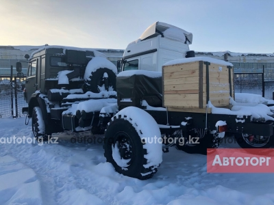 Спецтехника КамАЗ 4326 армейский новый в Актобе
