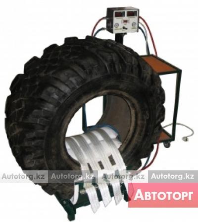Ремонт порезов шин крупногабаритной... в городе Костанай