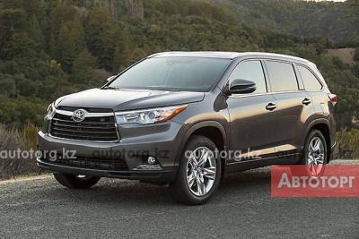 Продам Toyota Corolla, Camry, Rav4, Highlander, Land Cruiser. Новые и с пробегом. в городе Астана