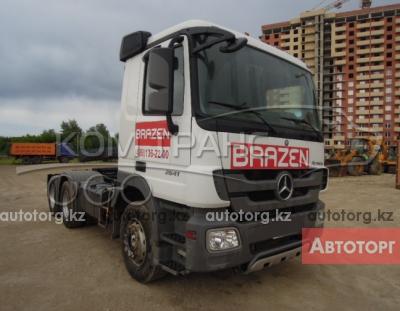 Спецтехника Mercedes-Benz Actros 2641S в Москва