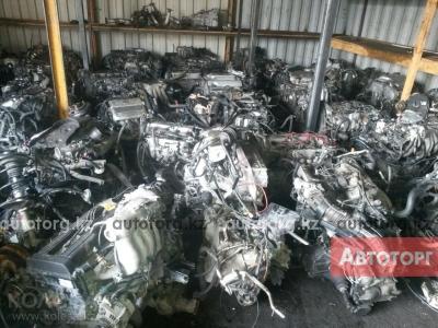 Двигателя в наличии в сборе и без навесного Prado 150. 120. 95. 90 78.Hilux Surf 185 130 в городе Алматы