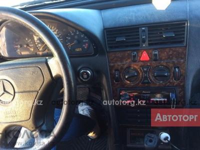 Автомобиль Mercedes-Benz C 280 1995 года за 1650000 тг. в Караганде
