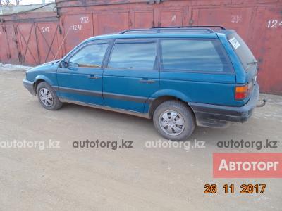 Автомобиль Volkswagen Passat 1991 года за 700000 тг. в Степногорске