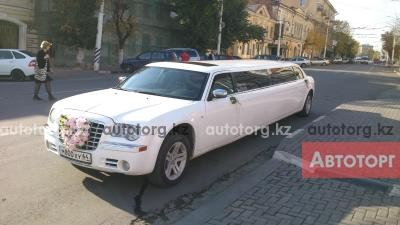 Автомобиль Chrysler 300C 2005 года за 3000000 тг. в Саратов