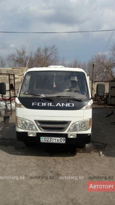 Автомобиль Foton Alpha 2006 года за 1500000 тг. в Караганде