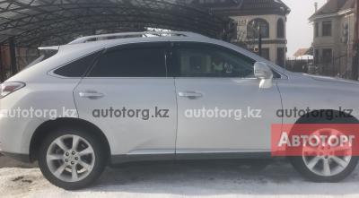 Автомобиль Lexus RX 350 2010 года за 9000000 тг. в Алмате