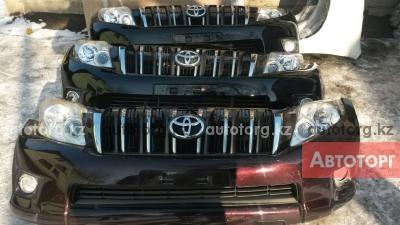 Бампер Toyota Land Cruiser Prado. Hilux SURF оригинал в городе Алматы