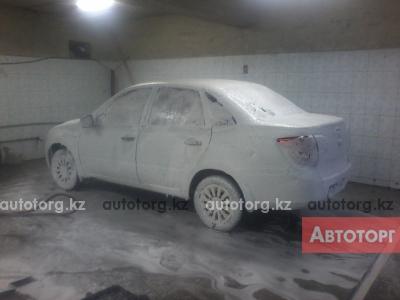 Автомобиль ВАЗ Granta 2012 года за 1500000 тг. в Шымкенте