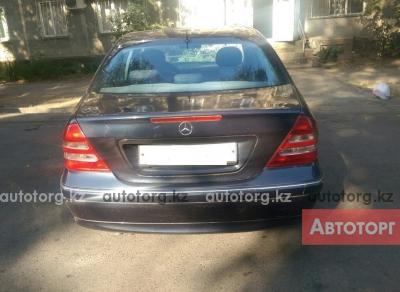 Автомобиль Mercedes-Benz C 240 2001 года за 1900000 тг. в Алмате