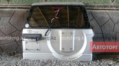 задняя дверь на Toyota Land Cruiser Prado 95 в городе Алматы