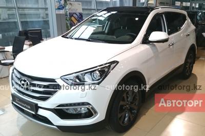 Автомобиль Hyundai Santa Fe 2016 года за 9773200 тг. в Екатеринбург