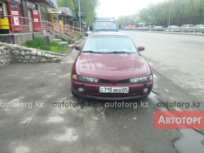 Автомобиль Mitsubishi Galant 1993 года за 900000 тг. в Алмате