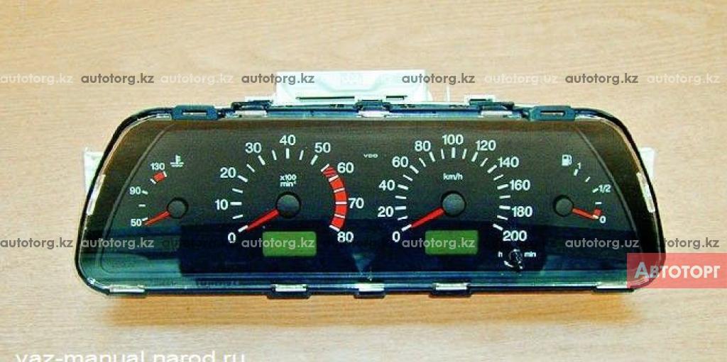 Фото №17 - не работает одометр на ВАЗ 2110