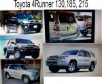 АВТОРАЗБОР Toyota  4RUNNER  215 185 130   на Автоторге