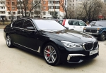 Продажа BMW 7302015 года за 28 046 190 тг. на Автоторге