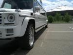 Лимузин Mercedes-Benz Gelandewagen для...  на Автоторге