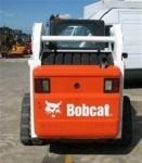 Спецтехника погрузчик Bobcat T190 2004 года за 6 140 000 тг. в городе Астана
