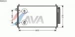 HDA5214 AVA Радиатор охлаждения двигателя  на Автоторге