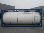 Cimc Танк-контейнер T11 новый 24 м3 для химических веществ ИМО 12018 года за 5 700 000 тг. на Автоторге